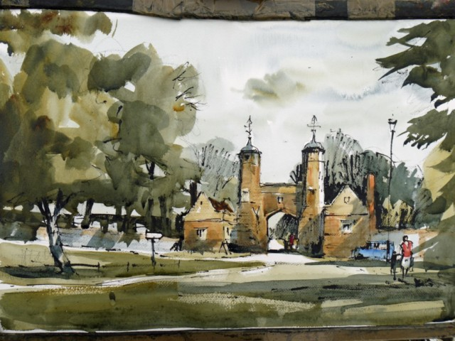Line Wash And Watercolour Dvd With John Hoar