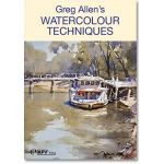 Greg Allen's Watercolour Techniques DVD available from The Artists Place