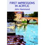 First Impressions in Acrylic DVD with John Hammond available at The Artists Place