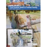 Chris Forsey -From Dynamic Sketch to Finished Painting DVd now available from The Artists' Place in Texas