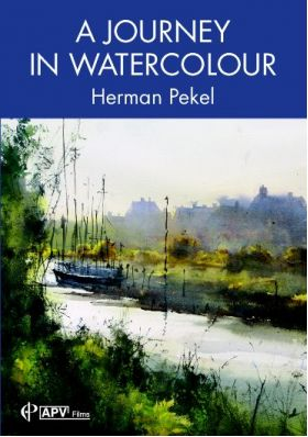 Herman Pekel DVD A Journey in Watercolour available from The Artists