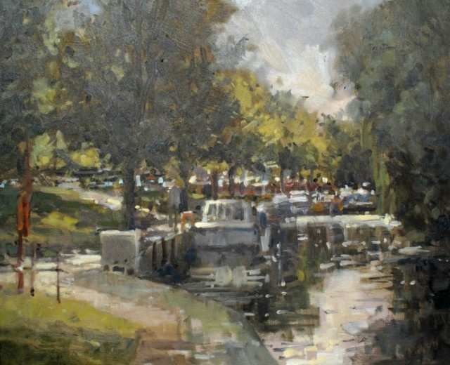 Substitute Oils For Oil Painting