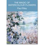 Paul Riley DVD The Magic of Watercolour Flowers sold by The Artists Place