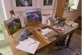 Ann Blockley Experimental Watercolour Workshop DVD