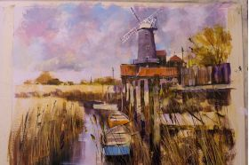 Mixed Media Masterclass DVD Chris Forsey