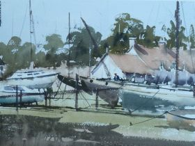 One Hour Watercolours DVD with Ian McManus available at The Artists' Place