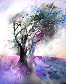 Ann Blockley DVD Experimental Landscapes in Watercolour