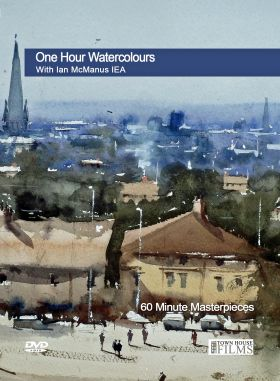 One Hour Watercolours with Iam McManus available at The Artists' Place