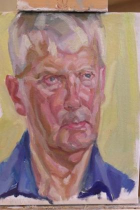 Andrew James Oil Portraits in Five Stages DVD